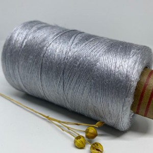 Włóczka Reeled Silk 253 Grey
