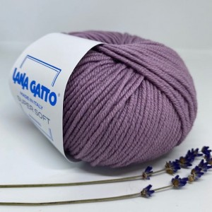 Włóczka Super Soft 12940 Violetto