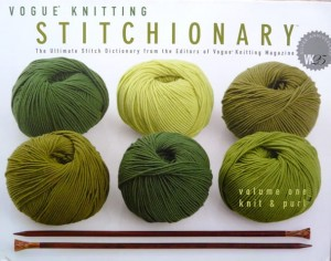 Książka VK Stitchionary Vol. 1: Knit & Purl
