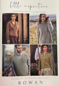 Magazyn Little Inspiration Timeless Felted Tweed
