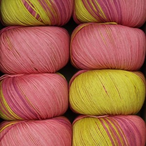 Włóczka Bio Cotton Color 108 Perle