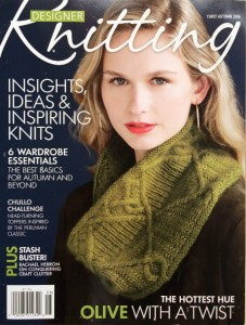 Magazyn Designer Knitting Early Autumn 2016